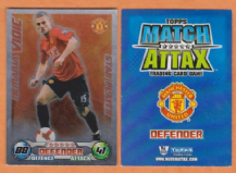 Manchester United Nemanja Vidic Serbia Star Player
